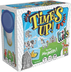 Time's Up! Kids (French)