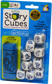 Rory's Story Cubes: Actions (Blister Pack)