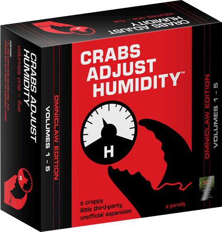 Crabs Adjust Humidity: Volume 1-5