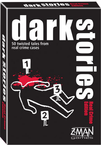 Dark Stories - Real Crime Edition