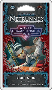 Android: Netrunner - World Championships 2015: Valencia
