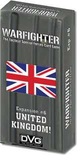 Warfighter Expansion #6: United Kingdom