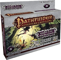 Pathfinder Adventure Card Game: Wrath of the Righteous Adventure Deck 4 – The Midnight Isles