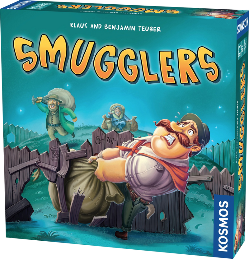 Smugglers (German Import)