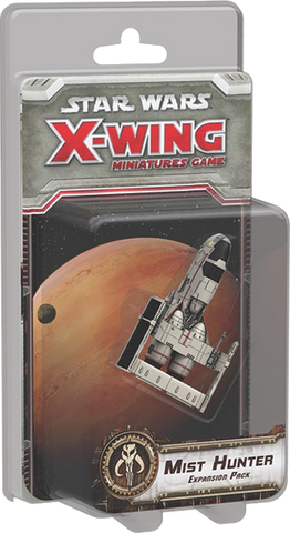 Star Wars: X-Wing Miniatures Game – Mist Hunter