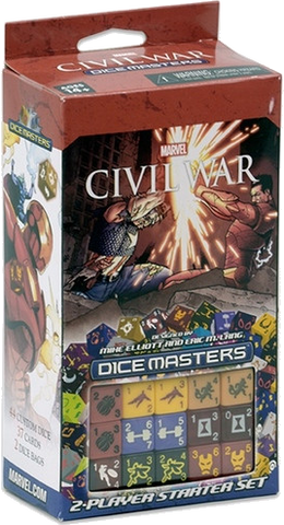 Marvel Dice Masters: Civil War - Starter Set