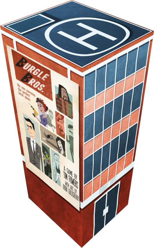 Burgle Bros. (NO SHIPPING - Local Pickup Only)