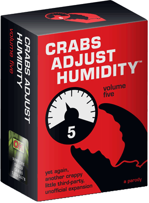 Crabs Adjust Humidity: Volume Five