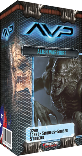 Alien vs Predator: Alien Warriors
