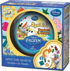 Spot it! Disney Frozen Olaf in Summer