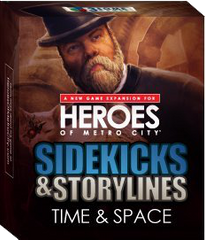 Heroes of Metro City: Time & Space Bonus Card Pack