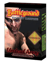 Battleground Fantasy Warfare: Undead Army (Reinforcement Deck)