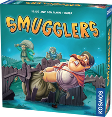 Smugglers (English Edition)