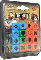 Posthuman: Dice Set