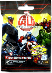 Marvel Dice Masters: Avengers – Age of Ultron Booster Pack