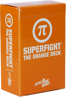 Superfight: The Orange Deck