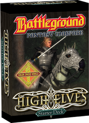 Battleground Fantasy Warfare: High Elves (Starter Deck)