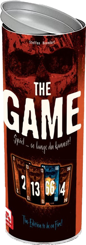 The Game On Fire (Import)