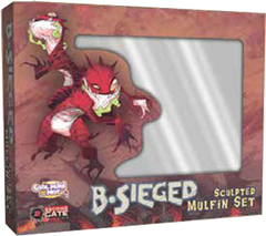 B-Sieged: Sculpted Mulfin Set