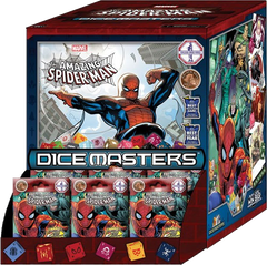 Marvel Dice Masters: The Amazing Spider-Man - Gravity Feed