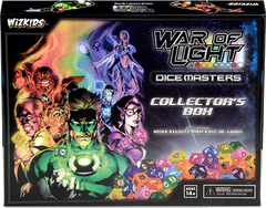DC Dice Masters - War of Light Collector Box