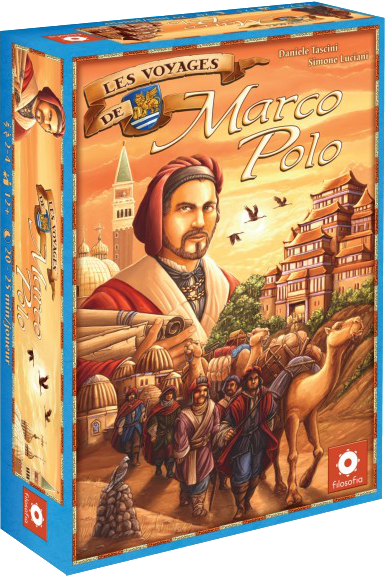 The Voyages of Marco Polo (French)