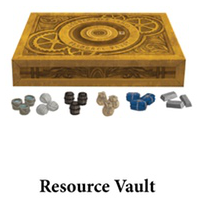 Stonemaier Games Treasure Chest - Resource Vault