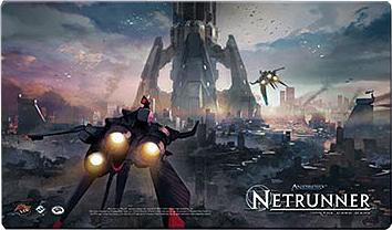 Android Netrunner: The Root Playmat