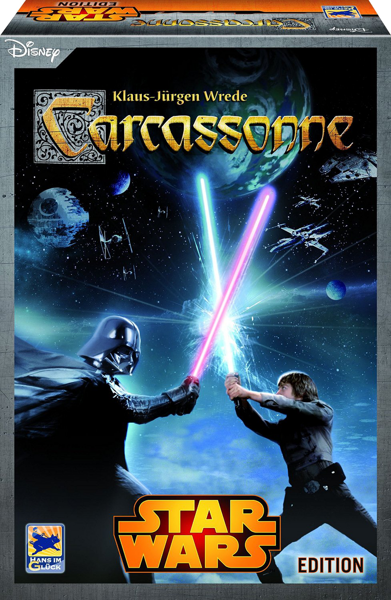 Carcassonne: Star Wars (Import)