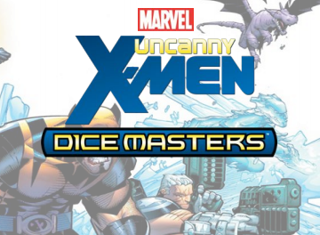 Marvel Dice Masters: The Uncanny X-Men Set-up Box