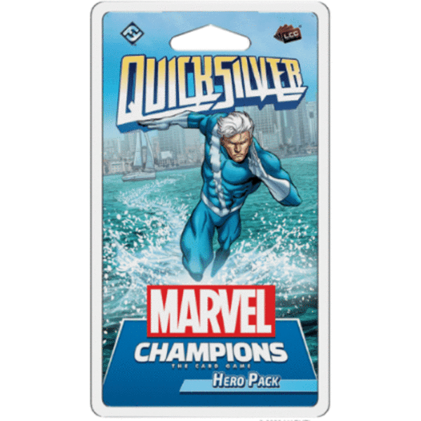 Marvel Champions: Quicksilver Hero Pack *PRE-ORDER*