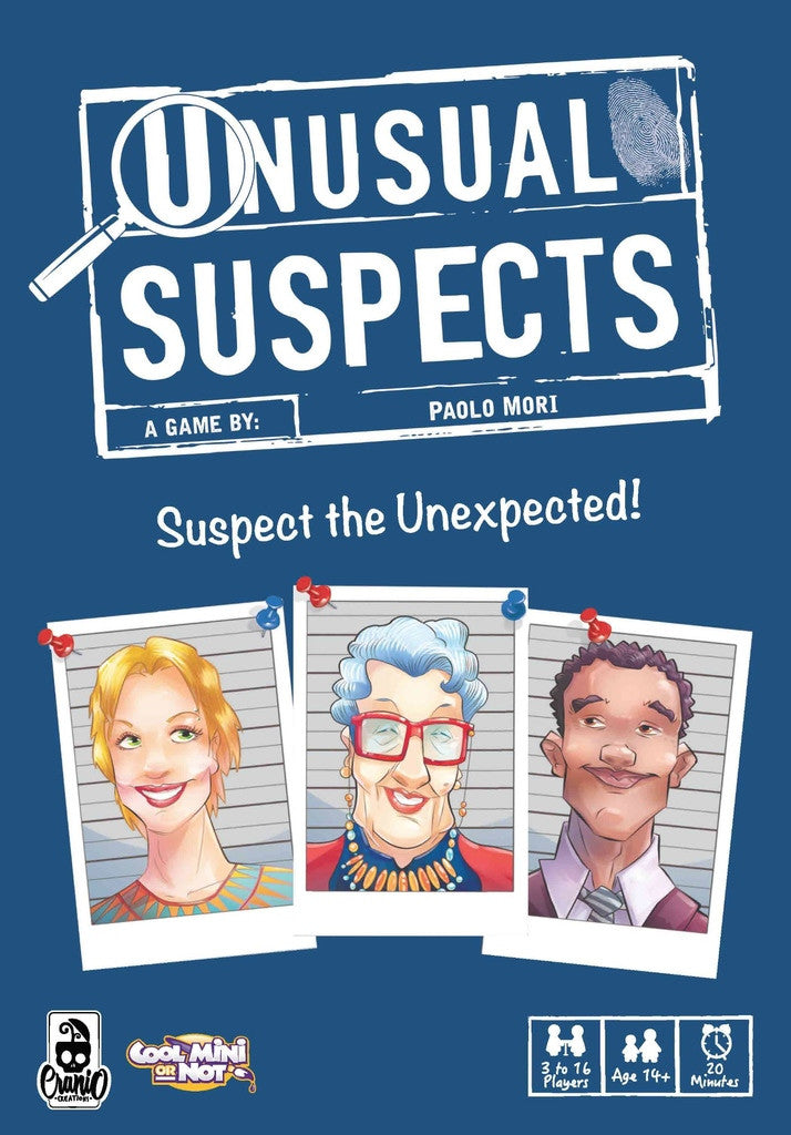 Unusual Suspects (English Edition)