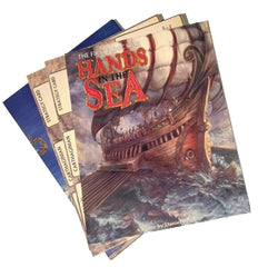 Hands in the Sea - 1st Edition Upgrade Pack