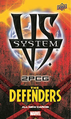 VS System: 2PCG THE DEFENDERS