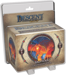 Descent: Journeys in the Dark (Second Edition) - Valyndra Lieutenant Pack