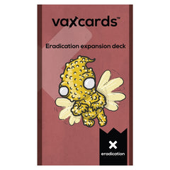 Vaxcards: Eradication Expansion Deck