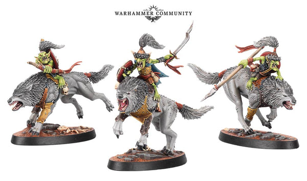 Games Workshop - Warhammer Underworlds: Rippa's SnarlFangs