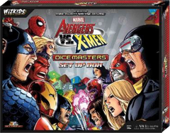 Marvel Dice Masters: Set-up Box