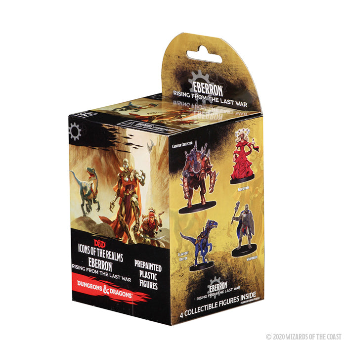 Dungeons & Dragons: Icons of the Realm - Rising from the Last War Booster