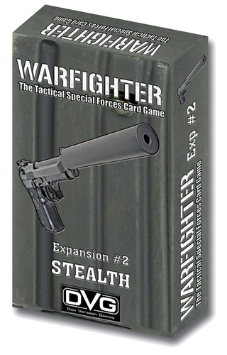 Warfighter Expansion #2: Stealth