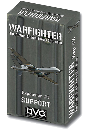 Warfighter Expansion #3: Support