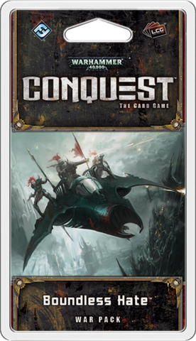 Warhammer 40,000: Conquest – Boundless Hate