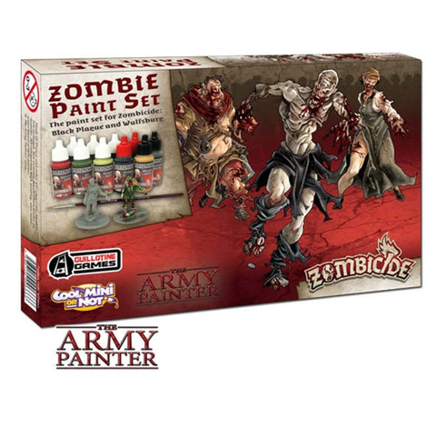Warpaints: Zombicide Black Plague