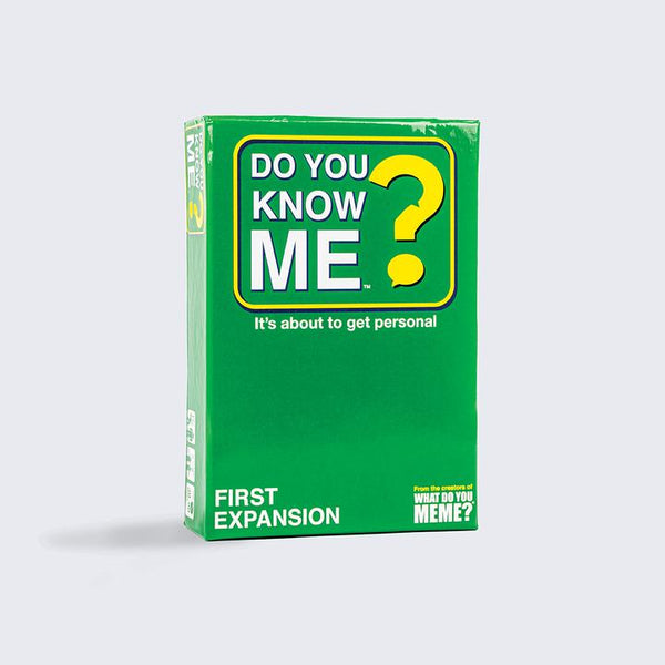 Do You Know Me?: Expansion 1