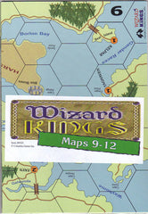 Wizard Kings: Expansion Map Pack 3 (9-12)