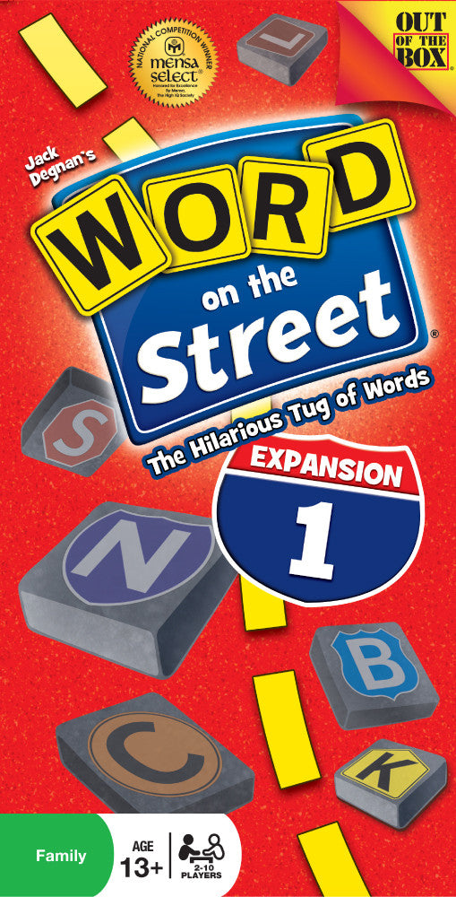 Word on the Street: Expansion 1