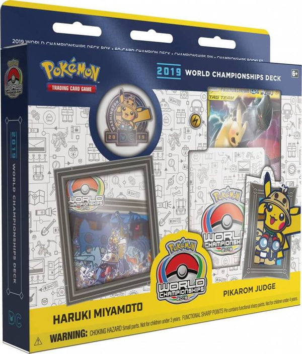 Pokemon - World Championships Deck 2019: Haruki Miyamoto