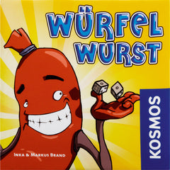 Würfelwurst (German Import)