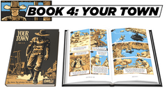 Graphic Novel Adventures - Your Town (Book)