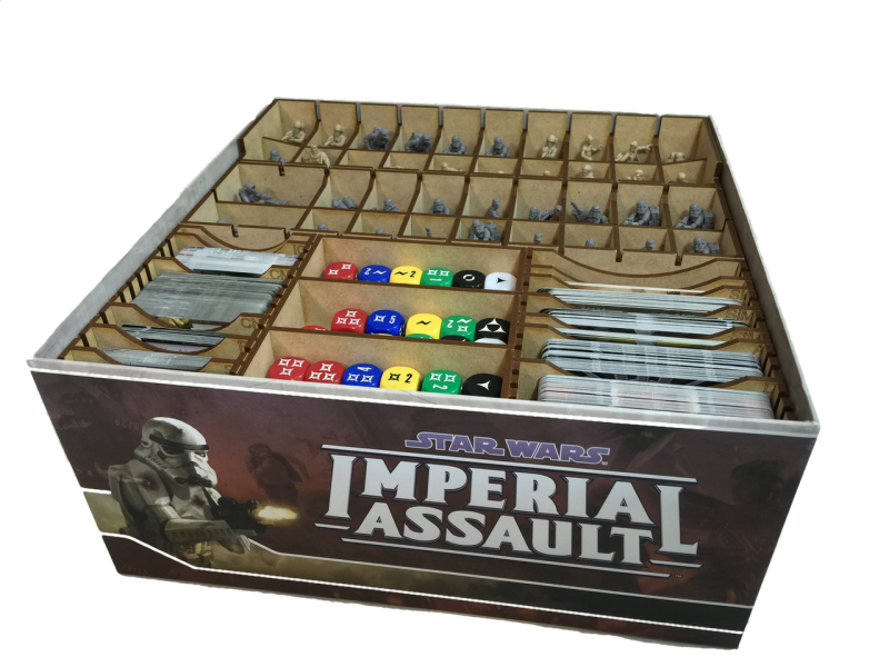 Go7 Gaming - IMPERIAL-001 Kit for Imperial Assault
